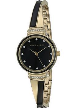 Anne Klein Часы Anne Klein 2216BKGB. Коллекция Daily anne klein часы anne klein 1805svtt коллекция daily
