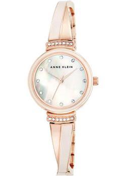 Anne Klein Часы Anne Klein 2216BLRG. Коллекция Daily часы из розового золота 87888