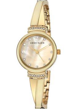 Anne Klein Часы Anne Klein 2216IVGB. Коллекция Ring anne klein часы anne klein 1012gmgd коллекция ring