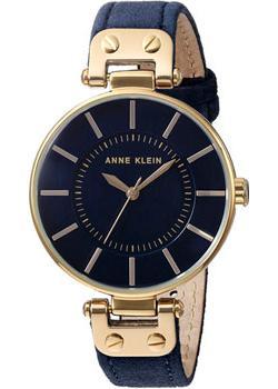 Anne Klein Часы Anne Klein 2218GPNV. Коллекция Daily цена 2017
