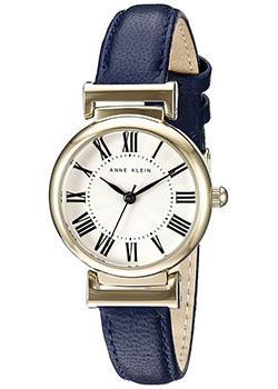 Anne Klein Часы Anne Klein 2246CRNV. Коллекция Crystal anne klein часы anne klein 2934bngb коллекция crystal