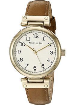 Anne Klein Часы Anne Klein 2252CRDT. Коллекция Daily anne klein часы anne klein 2156svrd коллекция daily