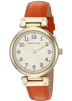 Anne Klein Часы Anne Klein 2252CROR. Коллекция Daily anne klein часы anne klein 1805svtt коллекция daily