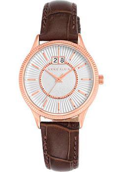 Anne Klein Часы Anne Klein 2256RGBN. Коллекция Daily anne klein часы anne klein 2218gpnv коллекция daily