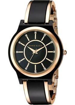 Anne Klein Часы Anne Klein 2344BKGB. Коллекция Big Bang anne klein 1442 bkgb