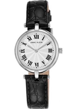 Anne Klein Часы Anne Klein 2355SVBK. Коллекция Daily anne klein часы anne klein 1993svtt коллекция daily