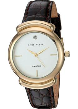 Anne Klein Часы Anne Klein 2358SVBN. Коллекция Diamond anne klein часы anne klein 2674bkgb коллекция dress