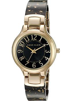 Anne Klein Часы Anne Klein 2380BKGB. Коллекция Easy To Read цена