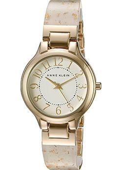Anne Klein Часы Anne Klein 2380WTGB. Коллекция Easy To Read anne klein anne klein 2452 wtgb