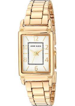 Anne Klein Часы Anne Klein 2400WTGB. Коллекция Daily anne klein часы anne klein 2229svsv коллекция daily