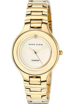 Anne Klein Часы Anne Klein 2412IMGB. Коллекция Diamond anne klein часы anne klein 2794rgrg коллекция diamond