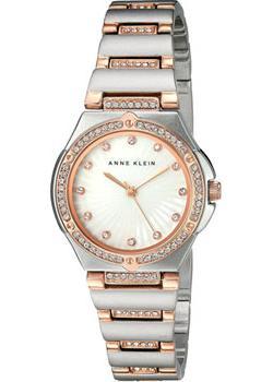 Anne Klein Часы Anne Klein 2417MPRT. Коллекция Crystal