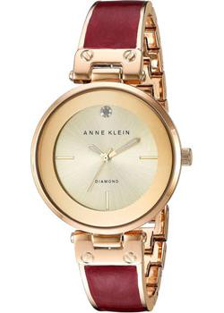 Anne Klein Часы Anne Klein 2512BYGB. Коллекция Diamond anne klein часы anne klein 1414bkgb коллекция diamond