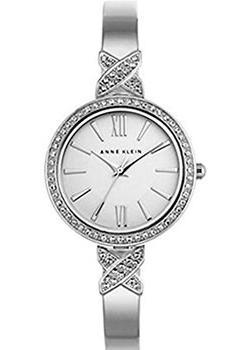 Anne Klein Часы Anne Klein 2577SVSV. Коллекция Crystal anne klein часы anne klein 2666rgbn коллекция crystal