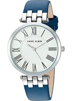 Anne Klein Часы Anne Klein 2619SVDB. Коллекция Dress anne klein часы anne klein 2787svsv коллекция dress