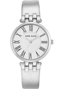 Anne Klein Часы Anne Klein 2619SVSI. Коллекция Dress anne klein часы anne klein 2630chbn коллекция dress