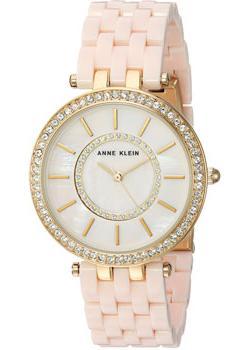 Anne Klein Часы Anne Klein 2620LPGB. Коллекция Crystal