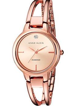 Anne Klein Часы Anne Klein 2626RGRG. Коллекция Diamond anne klein часы anne klein 2358svrd коллекция diamond