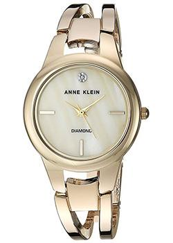 Anne Klein Часы Anne Klein 2628CMGB. Коллекция Diamond все цены