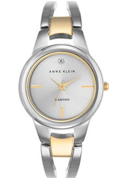 Anne Klein Часы Anne Klein 2629SVTT. Коллекция Diamond anne klein 1442 bkgb