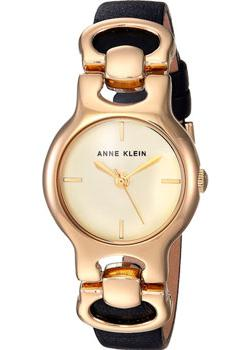 Anne Klein Часы Anne Klein 2630CHBK. Коллекция Dress anne klein часы anne klein 2630chbn коллекция dress