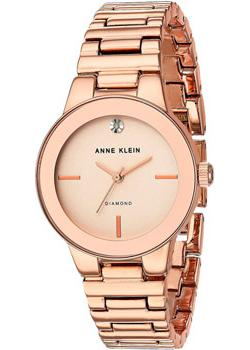 Anne Klein Часы Anne Klein 2670RGRG. Коллекция Diamond anne klein 1442 bkgb