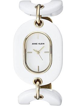 Anne Klein Часы Anne Klein 2674WTGB. Коллекция Dress anne klein 1442 bkgb