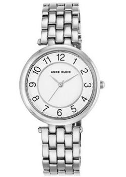 Anne Klein Часы Anne Klein 2701WTSV. Коллекция Easy To Read anne klein часы anne klein 2674bkgb коллекция dress
