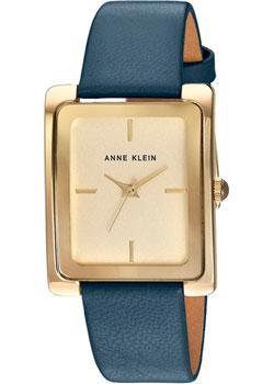 Anne Klein Часы Anne Klein 2706CHBL. Коллекция Daily anne klein часы anne klein 1805svtt коллекция daily