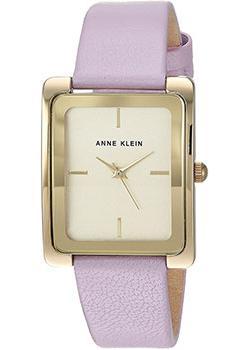 Anne Klein Часы Anne Klein 2706CHLV. Коллекция Daily anne klein часы anne klein 2156svrd коллекция daily