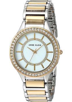 где купить Anne Klein Часы Anne Klein 2723MPTT. Коллекция Crystal по лучшей цене