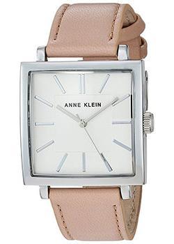 Anne Klein Часы Anne Klein 2737SVLP. Коллекция Square женские часы anne klein 1408chto