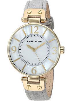 Anne Klein Часы Anne Klein 2738GMGY. Коллекция Ring anne klein 1442 bkgb