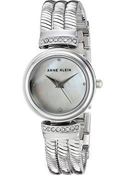Anne Klein Часы Anne Klein 2759MPSV. Коллекция Crystal anne klein часы anne klein 2666rgbn коллекция crystal