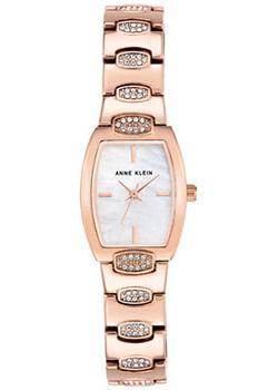 Anne Klein Часы Anne Klein 2784MPRG. Коллекция Crystal anne klein 2758 mprg