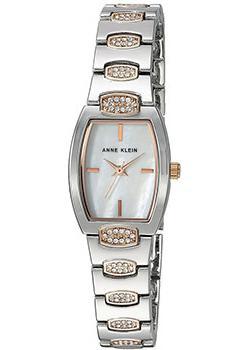 лучшая цена Anne Klein Часы Anne Klein 2785MPRT. Коллекция Crystal