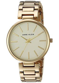Anne Klein Часы Anne Klein 2786CHGB. Коллекция Dress anne klein 2208 chgb