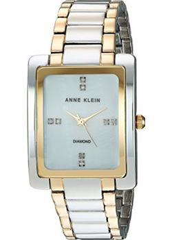 Anne Klein Часы Anne Klein 2789MPTT. Коллекция Diamond anne klein часы anne klein 1019wtwt коллекция diamond