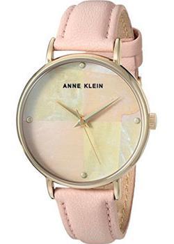 Anne Klein Часы Anne Klein 2790PMPK. Коллекция Daily anne klein часы anne klein 2137svbk коллекция daily