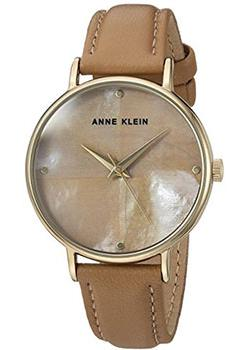 Anne Klein Часы Anne Klein 2790TMDT. Коллекция Dress 16mm ceramic watch band for huawei talkband b3 women s butterfly buckle strap wrist belt bracelet black white tool spirng bar