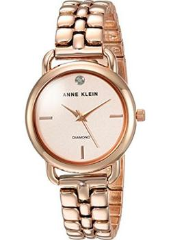Anne Klein Часы Anne Klein 2794RGRG. Коллекция Diamond anne klein часы anne klein 1363svsv коллекция diamond