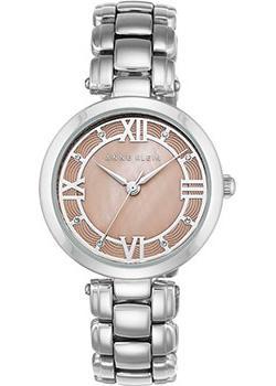 купить Anne Klein Часы Anne Klein 2819PMSV. Коллекция Crystal по цене 12800 рублей