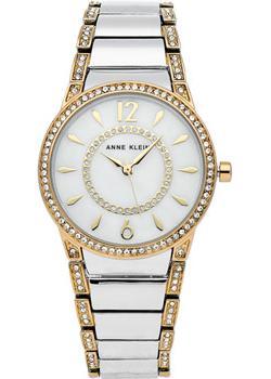 Anne Klein Часы Anne Klein 2831MPTT. Коллекция Crystal цена