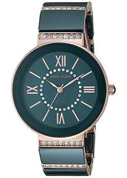 цена Anne Klein Часы Anne Klein 2832NVRG. Коллекция Ceramics онлайн в 2017 году