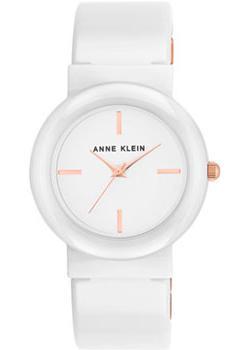 Anne Klein Часы Anne Klein 2834WTRG. Коллекция Ceramics цена