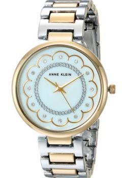 Anne Klein Часы Anne Klein 2843MPTT. Коллекция Crystal anne klein часы anne klein 1262cmgb коллекция crystal