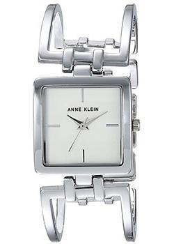 где купить Anne Klein Часы Anne Klein 2893SVSV. Коллекция Square по лучшей цене