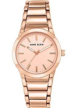 Anne Klein Часы Anne Klein 2906RGRG. Коллекция Daily anne klein часы anne klein 2229svsv коллекция daily
