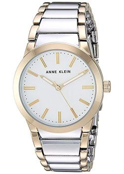 Anne Klein Часы Anne Klein 2907SVTT. Коллекция Dress sn1516 rab donolux