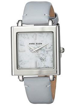 где купить Anne Klein Часы Anne Klein 2915HLLG. Коллекция Square по лучшей цене